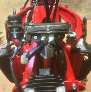 38 Motorsports breather tank